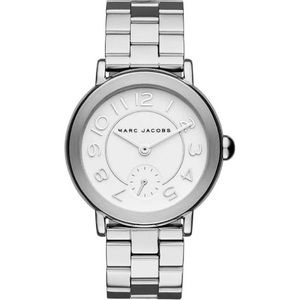 euc Marc Jacobs stainless steel watch